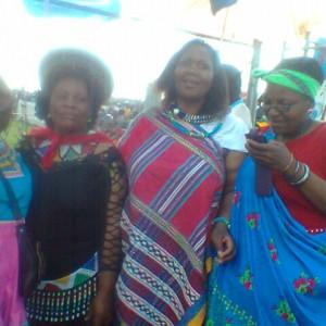 Mam Masombuka, Maphefo & Lindiwe Ma7